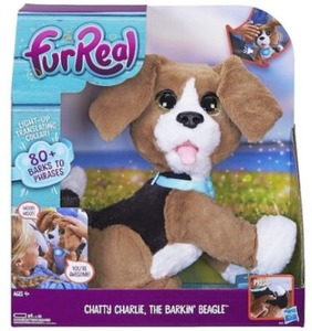 FurReal The Barkin' Beagle Doll - Chatty Charlie