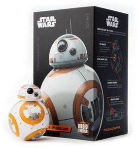 Sphero Star Wars BB-8 App-Enabled Droid w/ Trainer