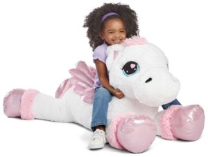"Animal Alley 43"" Jumbo Pegasus"