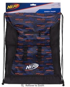NERF N-Strike Elite Cinch Pack Bag