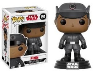 Star Wars The Last Jedi Funko Pop Figures