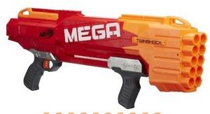 NERF N-Strike Mega Blaster - TwinShock
