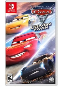 Disney Pixar Cars 3: Driven To Win Nintendo Switch