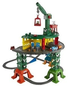 Fisher-Price Thomas and Friends Super Station Trackset
