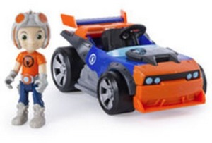 Rusty Rivets Make Play Vehicles