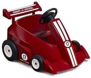 Radio Flyer Grow with Me Racer 6 Volt Ride On
