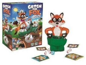 Catch The Fox Board Game