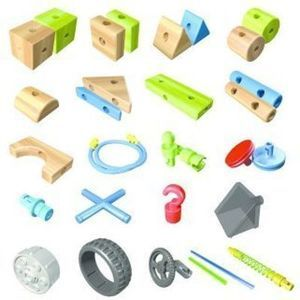 125 pc Smarty Parts Engineer Set
