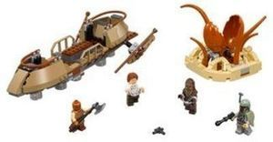 LEGO Star Wars Desert Skiff Escape