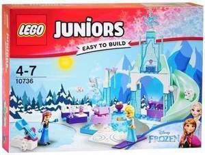 LEGO Juniors Anna & Elsa's Frozen Playground
