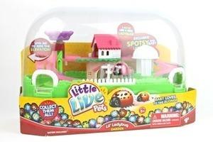 Little Live Pets lil' ladybug garden playset