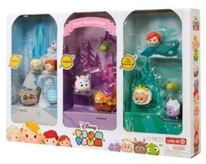 Disney Tsum Tsum Royal Reign Exclusive 12pc Set
