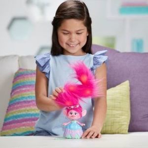 DreamWorks Trolls Hair in the Air Poppy