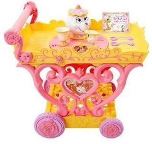 Disney Princess Belle Musical Tea Party Cart