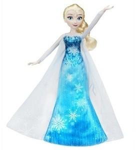 Disney Frozen Elsa Play-A-Melody Gown