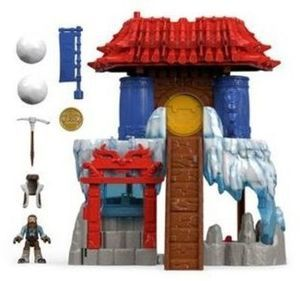 Fisher-Price Imaginext Yeti Mountain