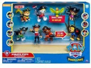 Paw Patrol - Pirate Pups Action Pack Gift Set