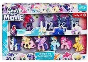 My Little Pony magic of everypony roundup