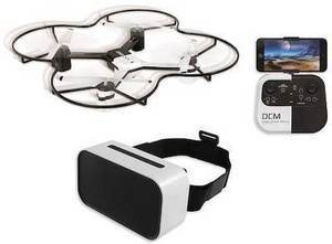 "Sharper Image 14.4"" Streaming Drone w/ Virtual Reality Viewer + $15 Kohl's Cash"