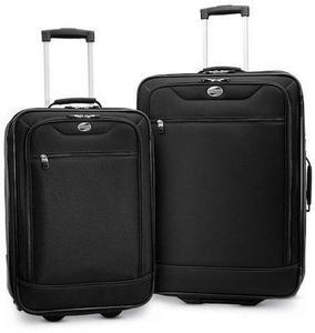 American Tourister Compass 2-Piece Wheeled Luggage Set American Tourister Compass 2-Piece Wheeled Luggage Set
