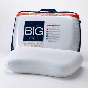 The Big One Side Sleeper Memory Foam Pillow