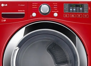 LG Cu. Ft. Electric Dryer DLEX3370R