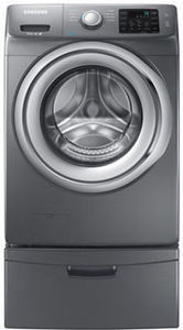 Samsung 4.2 CU. FT. Front-Load Washer WF42H5200AP/A2