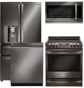 LG 4-Pc. Kitchen Package