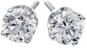 1/2 c.t. t.w. Diamond Studs