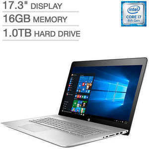 "HP Envy 17"" 1080p Laptop"