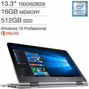 HP ENVY x360 13t Touchscreen 2-in-1 Laptop - Intel Core i7