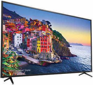 "Vizio 80"" 4K Ultra HD XLED Plus Home Theater Display"