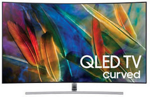 "Samsung QN55Q7CD 55"" Curved 4K UHD Smart LED TV"