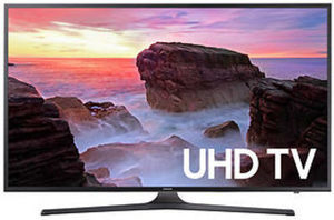 "Samsung UN75MU630D 75"" 4K UHD Smart TV"