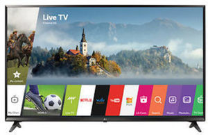 "LG 55UJ6300 55"" 4K UHD HDR Smart LED TV"