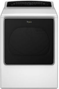 Whirlpool 8.8-Cu.-Ft. High-Efficiency Electric Steam Dryer