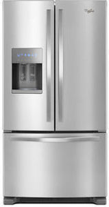 Whirlpool 24.7-Cu.-Ft. French Door Refrigerator