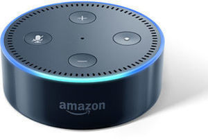 Amazon Echo Dot - Black