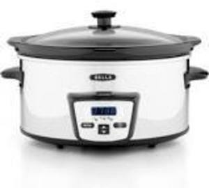 Bella 5-Qt. Programmable Slow Cooker