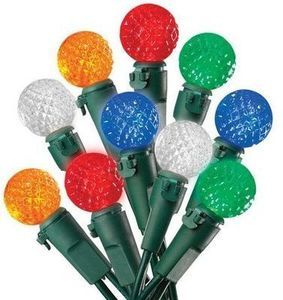 Sylvania 100-Ct. LED G15 Berry Light Set