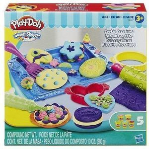 Play-Doh Cookie Creation