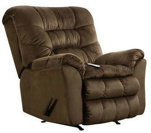Simmons Heat & Massage Rocker Recliner