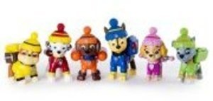 Paw Patrol Snow Rescue - Arctic Pups Action Pack Gift Set
