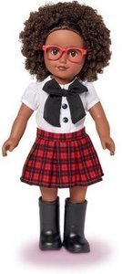 "My Life As 18"" School Girl or Boy Doll"