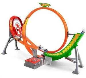 Hot Wheels Power Shift Raceway