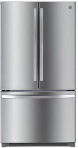 Kenmore 26.1-cu.ft French Door Refrigerator with Ice Maker
