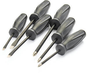 Craftsman Extreme Grip 6pc Diamond Tip Screwdriver Set