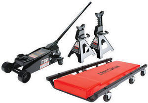 Craftsman 50188 3-Piece Floor Jack Set