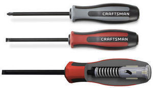 Craftsman 2-PC Impact Screwdriver Set