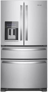 Whirlpool WRX735SDHZ 24.5 Cu. Ft. 4-Door French Door Refrigerator